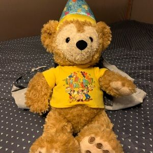 Duffy Disney Parks Happy Birthday Bear